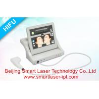 Buy cheap High Intensity Focused Ultrasound HIFU Machine , Newest Ultherapy Ultrasound Skin Tightening from wholesalers