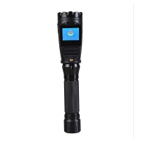Buy cheap Recorder LED 120 Degree Police Tactical Flashlight from wholesalers