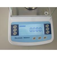 Buy cheap High Precision Analytical Balance Scale For Laboratory Measurement , 0.1mg/0.0001g from wholesalers