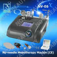 Buy cheap 6 in 1 No-needle Mesotherapy Equipment from wholesalers