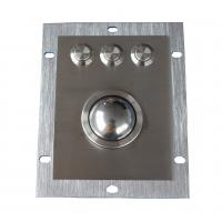 Buy cheap Weather Proof 38mm Trackball Pointing Device Full Metal Custom from wholesalers