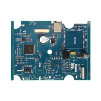 Buy cheap Fr4 Tg150 Tg170 1.6 Mm Double Sided Copper Clad Pcb Board Rigid Flex Circuits from wholesalers