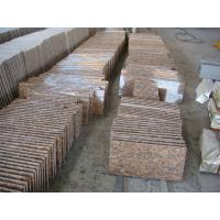Buy cheap Giallo fiorito tile,slab from wholesalers