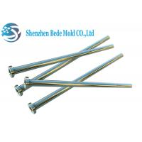 Buy cheap Non Standard Metric Ejector Sleeves Mold SKD61 SKH51 Nitrided Ejector Pins from wholesalers