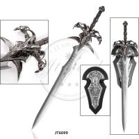 Buy cheap video game replica swords world of warcraft lich king arthas frostmourne sword from wholesalers
