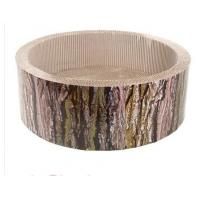 Buy cheap Bowl Shape Round Cardboard Cat ScratcherDurable Help Good Scratching Habbits from wholesalers