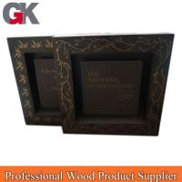 Buy cheap Wood carved picture frames wholesale, Wood picture Frames, Wood picture Frames Factory from wholesalers