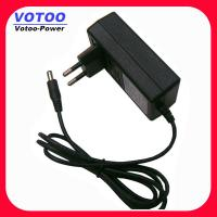 Buy cheap Wall Mount 15V DC 2000mA Regulated AC Adapter For CCTV Security Camera from wholesalers