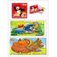 Buy cheap Cartoon Paper Jigsaw Puzzle from wholesalers