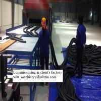 Buy cheap Rubber & Plastics industrial insulation pipe or board, nitrile rubber pipe insulation production line from wholesalers