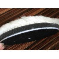 Buy cheap Eco Friendly Hard Genuine Wool Polishing Pad Round Shape For Car Care from wholesalers