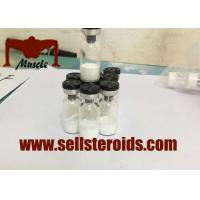 Buy cheap Bodybuilding Supplements Growth Hormone Peptides CJC 1295 DAC Powder Without Side Effect from wholesalers