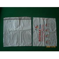 Buy cheap SGS Clear Film PE Bags for Clothes and Document Packaging from wholesalers