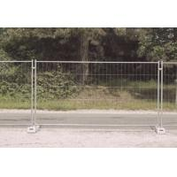 Buy cheap M350 Mobile Security Fencing Panels 2.0mx3.5m from wholesalers