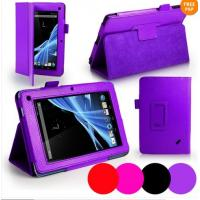Buy cheap Colorful PU Leather Acer Tablet Case For Acer Iconia B1-A71 Lychee Pattern from wholesalers