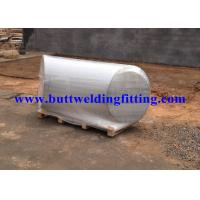 Buy cheap Bending 180 Degree Inconel 625 Stainless Steel Seamless Pipe Fittings Round Shape from wholesalers