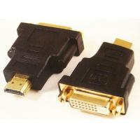 Buy cheap Gold / Nickel Plated DVI Female To HDMI Male Converter UL / CE Approved from wholesalers