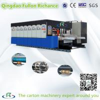 Buy cheap Hot Sale Flexo Rotary Die Cutting Printing Slotting Machine (Stacking) from wholesalers