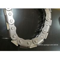 Buy cheap Stainless Steel Roller Conveyor Chain Heavy Load For Traction Equipment from wholesalers