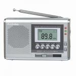 Buy cheap Portable Radio KHCIBO KK-D9715 AM/FM WEATHER WARNING RADIO from wholesalers
