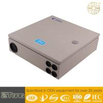 Buy cheap High Grade Carbon Steel Fiber Optic Splitter Box , Splitter Distribution Box 12-24F from wholesalers