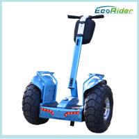 Buy cheap 4000W 72V Off Road Model Two Wheel Electric Chariot Scooter For Adults product