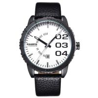 Buy cheap Japan Movement Stainless Steel Watches / Charm Men'S Leather Watches With ODM OEM Service from wholesalers