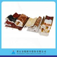 Buy cheap PVC plastic profiles foam decoration line extrusion mould/Dies/tooling from wholesalers