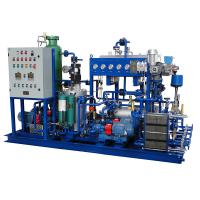 Buy cheap Marine Centrifugal Oil Separator Insulation Oil / Lubricant Oil / Fuel Oil Clarification from wholesalers