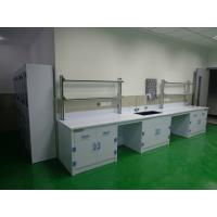 Buy cheap School Science Laboratory WORKBENCH Furniture For Chemical Laboratory from wholesalers