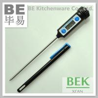 Buy cheap 304 Stainless Steel Probe Food Service Waterproof Digital Thermometer from wholesalers