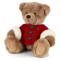 Buy cheap Soft Colorful Teddy Bear Plush Toys With Overcoat , Custom Stuffed Animals from wholesalers