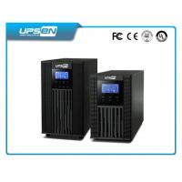 Buy cheap 90% Efficiency 3000Va / 2400W Double Conversion Online UPS Single Phase With CE Certificate from wholesalers