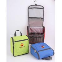 Buy cheap Foldable Hanging Toiletry Kit For Travel from wholesalers