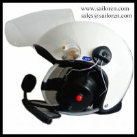 Buy cheap Best PPG helmet/Paramotor helmet with full headset GD-C white EN966 from wholesalers