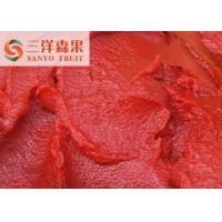 28 - 30% Brix Organic Tomato Paste