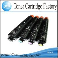 Buy cheap image runner copier toner cartridge NPG45 compatible for canon c5051 from wholesalers