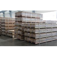 Buy cheap Durable 6061 T6 Aluminum Sheet , 2mm Aluminium Sheet Apply To Railway Carriage from wholesalers