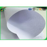 Buy cheap Standard Size Uncoated Bond Paper , 100% Wood Pulp Offset Printing Paper Sizes from wholesalers