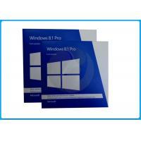 32 Bit / 64 Bit Microsoft Windows 8.1 - Full Version Retail Box For Computer