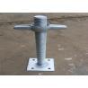 Buy cheap Adjustable Swivel Jack Base Plate Jack  U Head Screw Jack For Ringlock Scaffolding from wholesalers