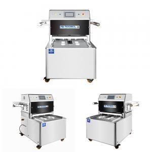 China Meat Commercial Food Vacuum Sealer Machine Industrial Vacuum Packer 220V on sale