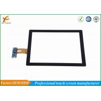 Buy cheap Custom 15 Inch Projective Touch Screen Panel GG Structure For POS Machine from wholesalers