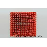 Buy cheap Red Nylon Bristles Round Foot Especially Suitable For Lectra Cutter VT5000 / VT7000 product