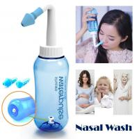 Buy cheap Plastic high quality no need to squeeze nasal irrigator product