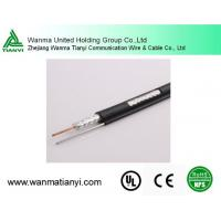 Buy cheap Rg11 Coaxial Cable with Messenger for TV System from wholesalers
