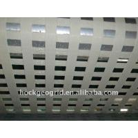 Buy cheap 800kNm pvc coating geogrid mesh from wholesalers