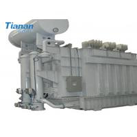 Outdoor Electrical Oil Immersed Power Transformer / Arc Furnace Transformer