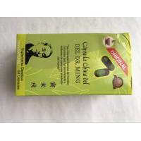 Buy cheap Safe Effective Fruit Slimming Capsule Dr Ming Slimming Pills 60 Capsules / Box from wholesalers