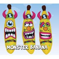 Buy cheap 12 inch Carnival Monster Banana Stuffed Plush Toys for Festival andl Holiday from wholesalers